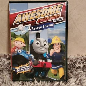 "Awesome Adventures ""Rescue Friends """